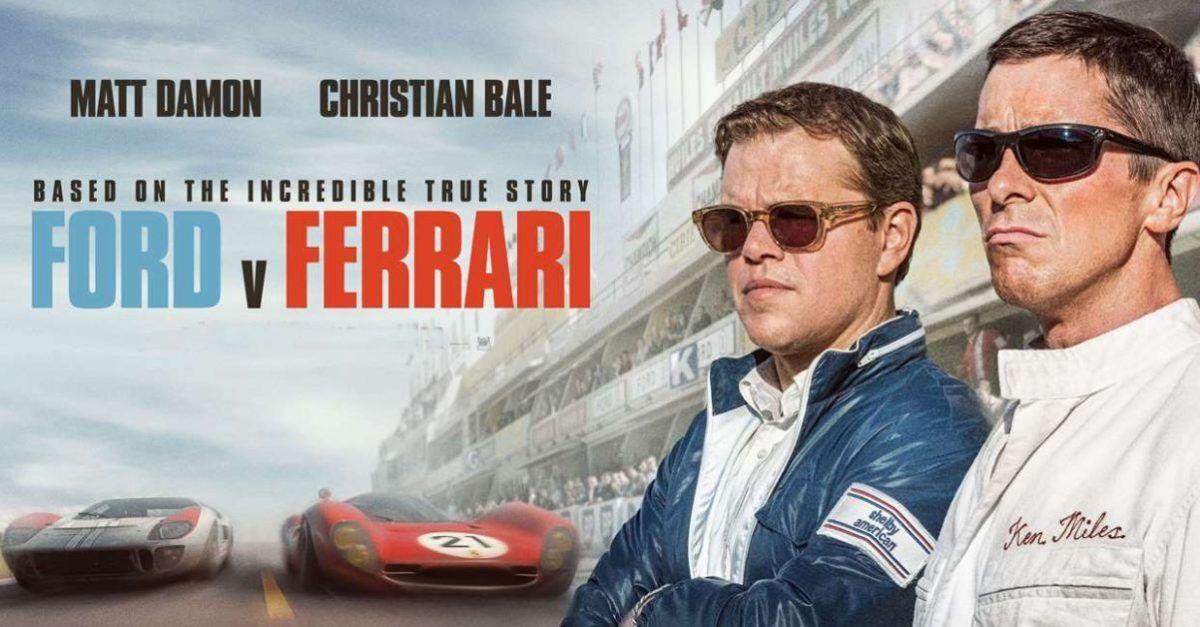 รีวิว Ford vs Ferrari