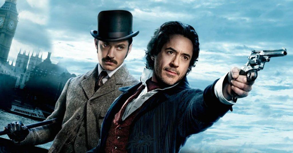 ดูหนัง รีวิวหนัง เรื่อง Sherlock Holmes 3 เป็นหนังแนวแอ็คชั่น และผจญภัย แสดงนำ Robert Downey