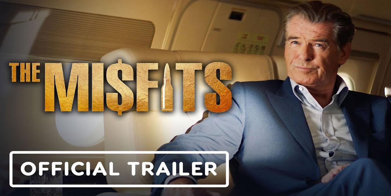 ดูหนัง รีวิวหนัง The Misfits (2021)