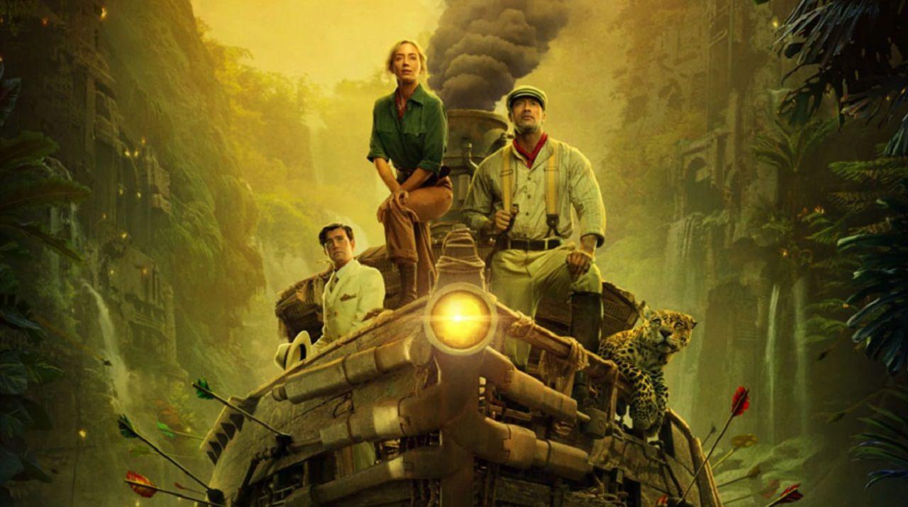 รีวิวหนัง Disney's Jungle Cruise (2021) ผจญภัยล่องป่ามหัศจรรย์